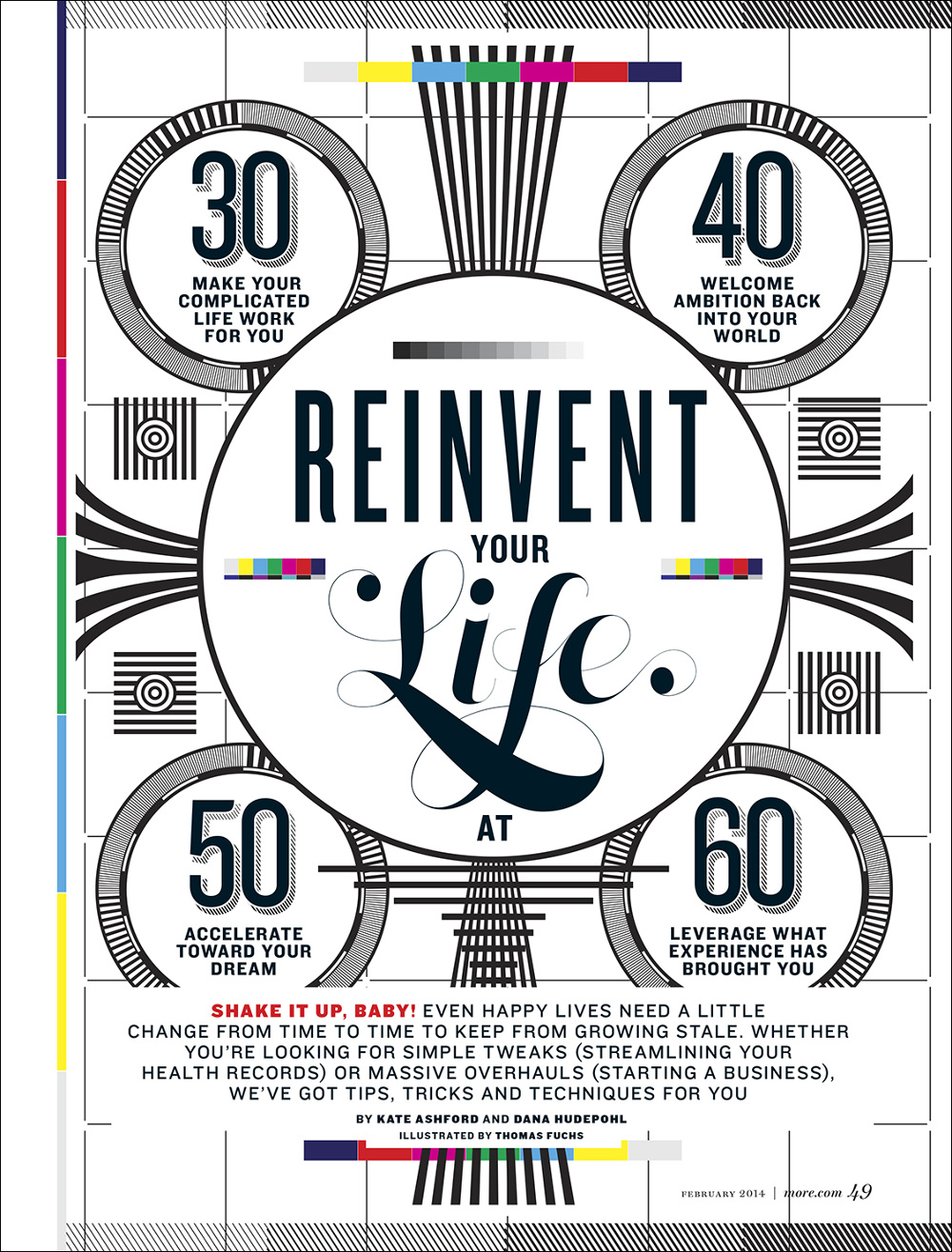 Reinvent Your LIfe at 30, 40, 50, 60 - Jamie Prokell